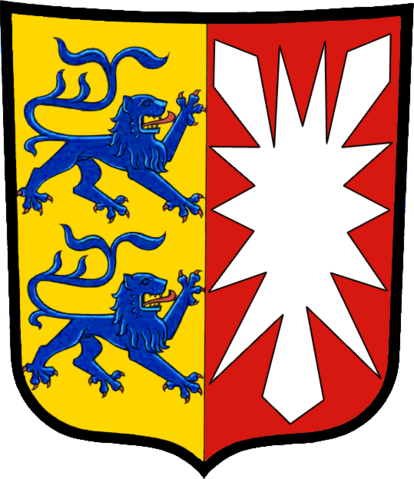 File:Coat of Arms of the Duchy of Schleswig-Holstein.png