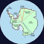 Antarctica Claims VINW