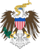 Coat of Arms of America (Mondo de Scopatore)