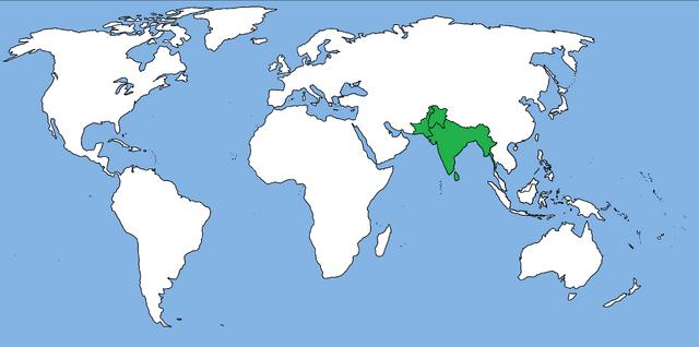 File:British Raj Map (1858-1947) (History Rewritten).png