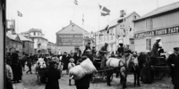 Kyreyja Fylk (The Kalmar Union)