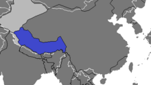 Location of Tibet (Nuclear Apocalypse)