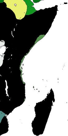 Swahili expansion 1475