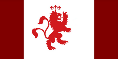 Cimbri or Frisi Flag sin streallla