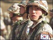 Korean soldeirs in afghanistan