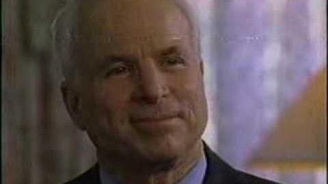 John McCain 2000 Campaign Commercial