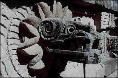 Large quetzalcoatl - 1995 James Lyon