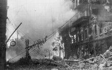 Arequipa bombarded