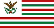 Alternate Mexico Flag