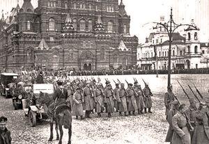 Bolsheviks moscow