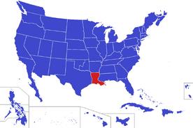 Alternity USA, Louisiana, 1997