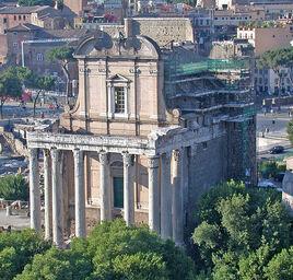 Temple of AAntonius
