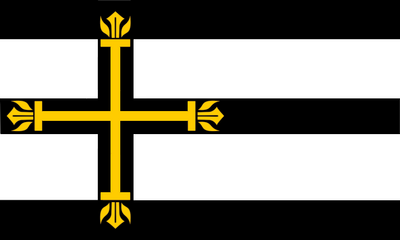 Prussian stripe flag edited