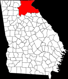 NorthGeorgiamap