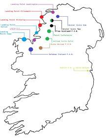 Celtic Powers war plans