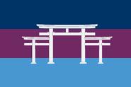 Flag of Tatara (World of the Rising Sun)