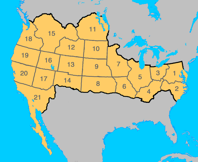 New England States VINW 5