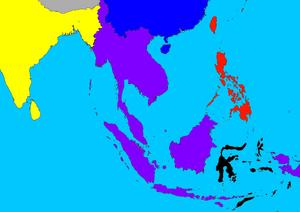 Second Srivijaya West