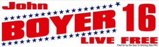 Boyer primary campaign slogan1