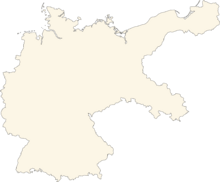Map of Germany (UKS)