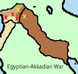 Egyptian-Akkadian War