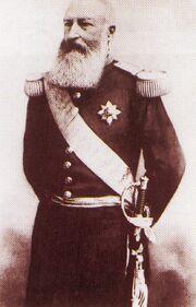HM King Leopold II (Dr Tibor M Celler)