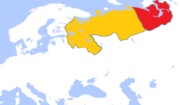 Russian League and Tatar Defense State in 1494