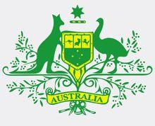 CoA of Australian Confederation.