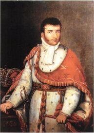 Iturbide Emperador by Josephus Arias Huerta