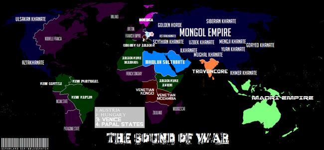 Sound of War Labelled w Title