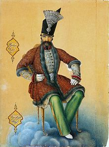 Nasrettin Up The Clouds