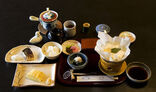 800px-Breakfast at Tamahan Ryokan, Kyoto