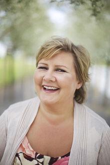 Erna Solberg, Wesenberg, 2011 (1)