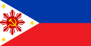 Fifth Burmese Nation Philippines flag