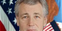 Chuck Hagel (President McCain)