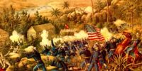 Spanish-American War (A Day at Manila)