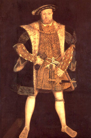 Young Henry the 8th