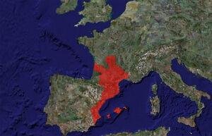 Map Catatania (VegWorld)