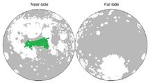 Location of Mosfellsbær (Luna Earth II)