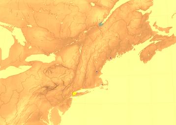 Map landing