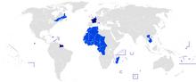 Commonealth Union map (No Napoleon)