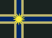 Flag of Sandefjord (Luna Earth II)