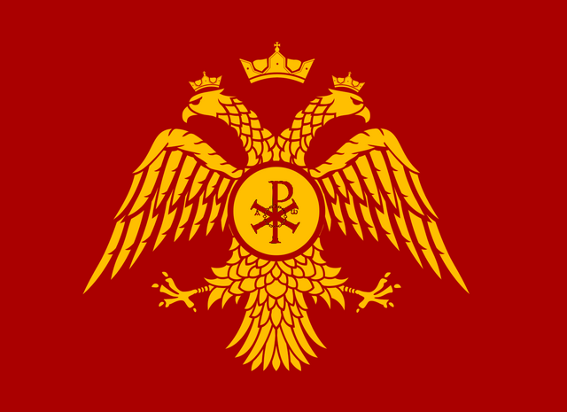 File:Flag of the Roman Empire (East) 705-1265.png