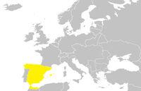 Spain location