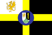 4a - Colonial Flag of Welsh Guinea v2