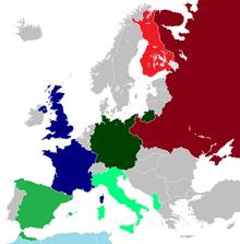 Europe 1940