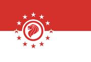 Flag of Singapore (NotLAH)