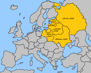 UNSR map