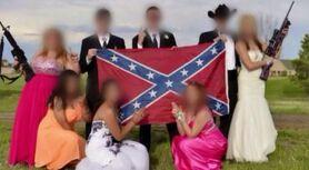 Confederateflagpromphoto