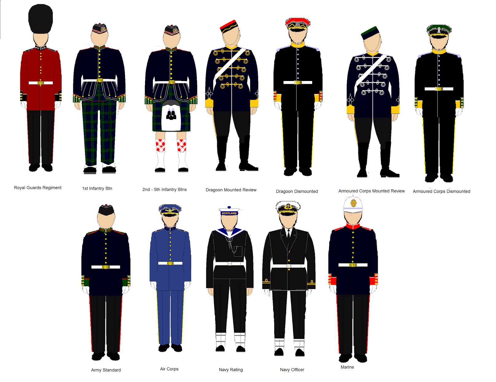 royal australian air force manual of dress
